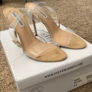 Steve Madden seeme natural heels